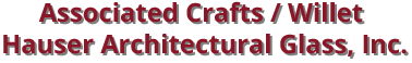 Associated Crafts Exhibitor